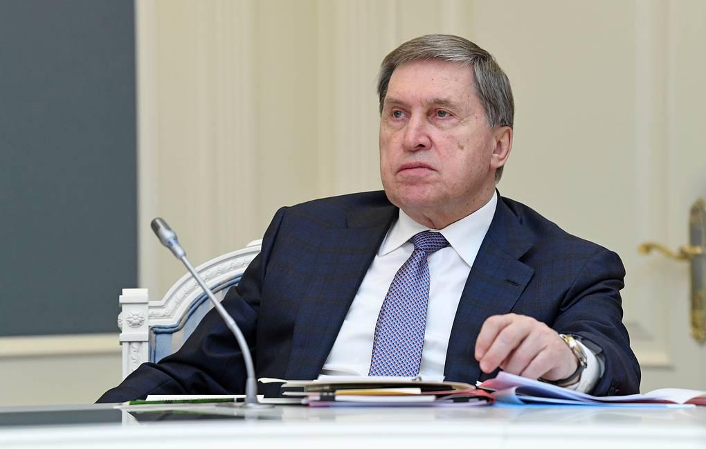 Ушаков рассказал, как будут проходить переговоры Путина и Байдена