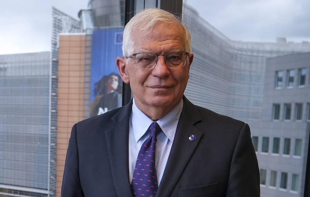 Боррель заявил, что главы МИД ЕС примут четвертый пакет санкций против Белоруссии