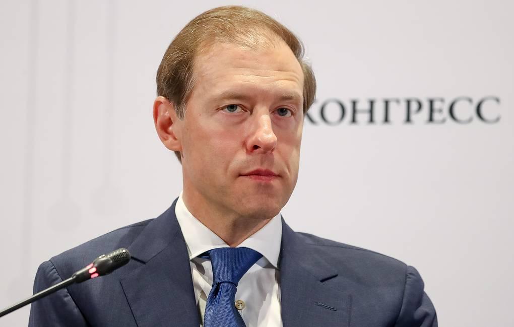 Мантуров поддержал обязательную вакцинацию в промышленности
