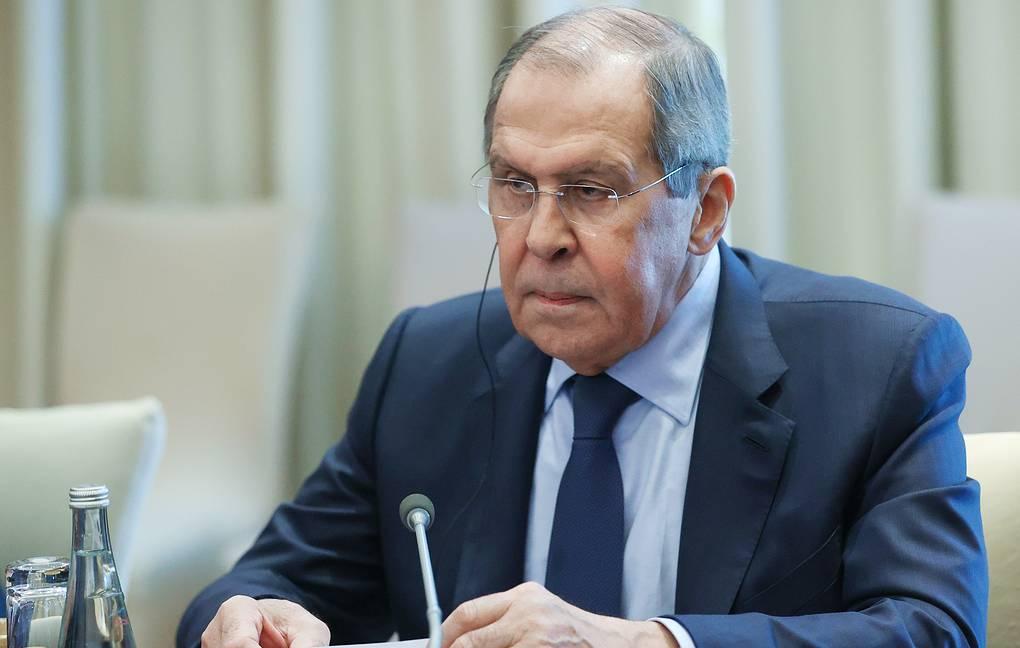 Лавров заявил, что Россия не собирается вступать в НАТО