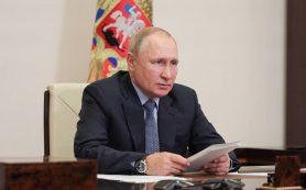 Путин планирует провести ежегодную большую пресс-конференцию