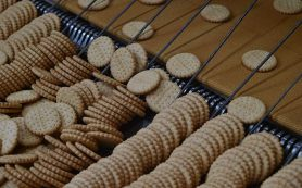 Продажи сладостей за рубеж подскочили почти на 20%