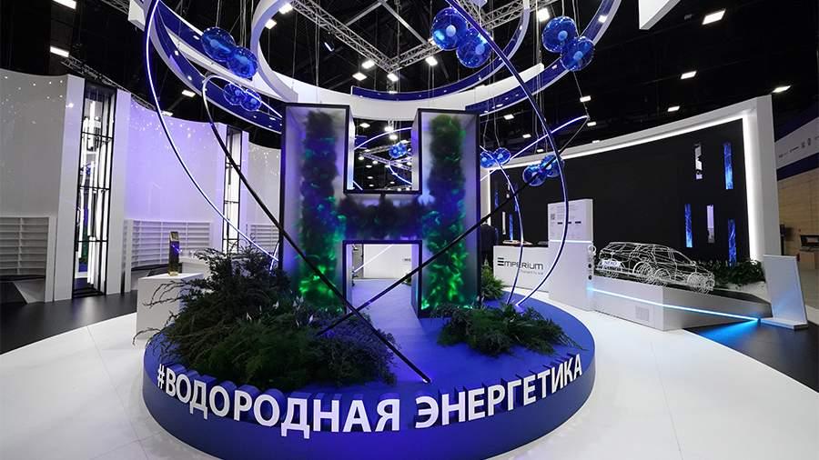 Решетников заявил о готовности РФ сотрудничать с ФРГ в сфере водородной энергетики