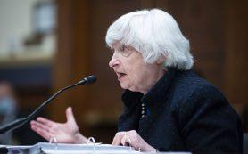Глава Минфина предрекла США катастрофу, если к декабрю не удастся повысить лимит госдолга